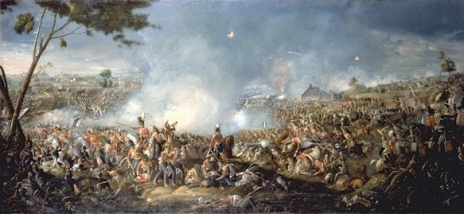 William Sadler - Schlacht von Waterloo